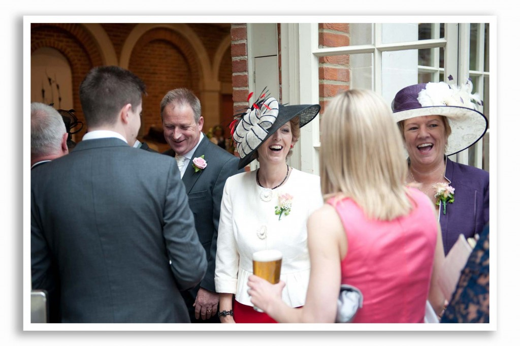 great fosters wedding photo