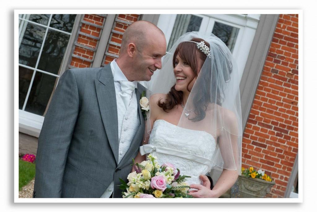 Highfield Park Wedding Photo