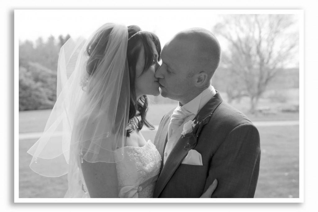 Highfield Park Wedding Photo the folly