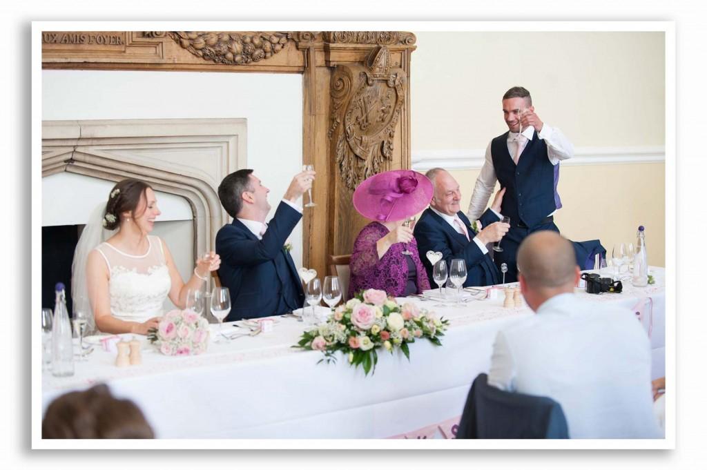 Farnham Castle Wedding Photos