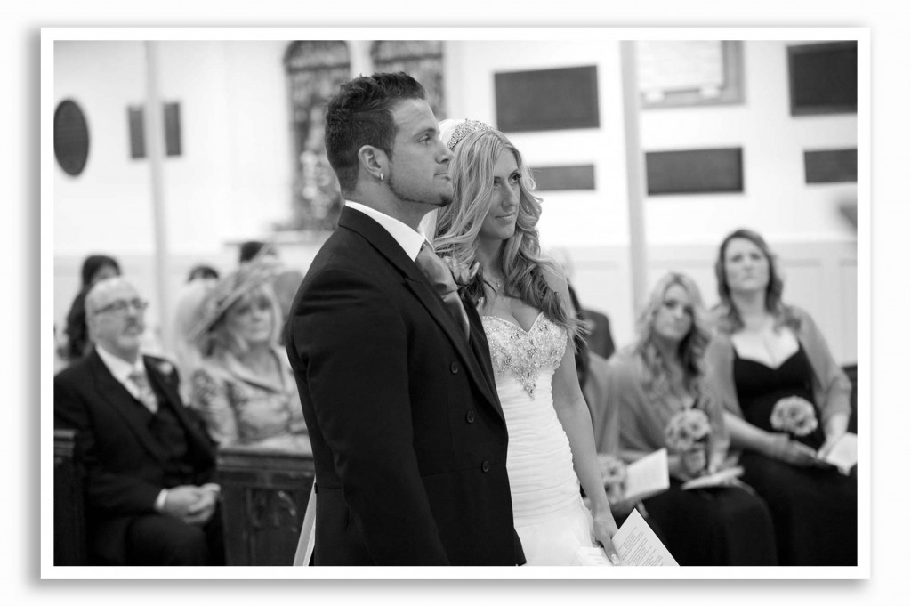 St Peters Church Frimley Wedding Photography