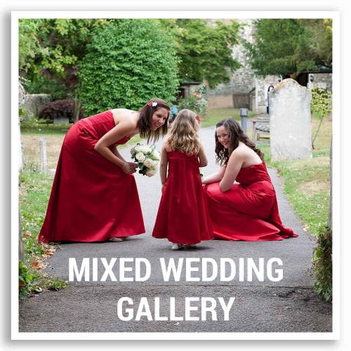 Mixed Wedding Gallery