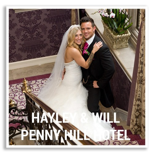 Penny Hill Park Wedding Photography